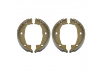 Brake Shoe Set, parking brake 18536 FEBI