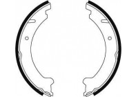 Brake Shoe Set, parking brake 8925 ABS