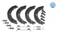 Brake Shoe Set, parking brake MEYLE-ORIGINAL Quality