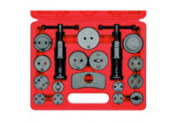Brake piston set tool kit 18 pcs.