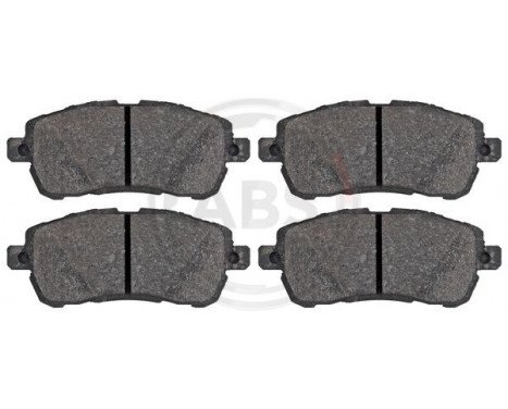 Bromsbeläggssats, skivbroms 35165 ABS
