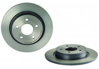 Bromsskiva COATED DISC LINE 08.9975.11 Brembo