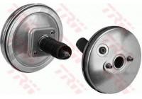 Bromskraftsförstärkare PSA521 TRW