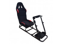Game-Simulator Set incl. opvouwbare Sportstoel