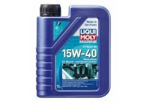 Liqui Moly Marine Motor Oil 4T 15W-40 1 L