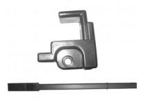 Caravanspiegel - Linksocking hook + strap  SEK2