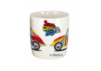 VW BEETLE MUG - STRIPES