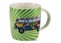 VW T1 MUG - LOVE BUS