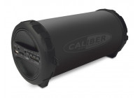 Draagbare Bluetooth® tube luidspreker met ingebouwde batterij