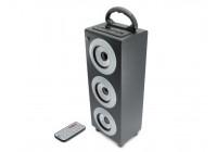 Draagbare 2.1 Bluetooth® luidspreker met ingebouwde batterij