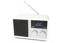 FM/DAB+ radio met AUX-in en wekkerfunctie