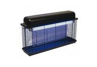 Elektrische insectenverdelger - 2 x 15w - gebruik buitenshuis