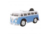 Accu Auto Volkswagen Bus Blauw/Wit