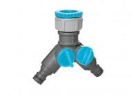 Cellfast - 2-weg waterverdeler - Ideal Line Plus