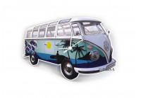 VW T1 Wandklok - SURF