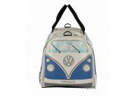 VW T1 sporttas - blauw / beige