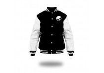 Nuke Guys College Jacket 'Detailing Lifestyle' Small