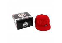 Wagner Tuning cap flexfit 'Strictly The Finest' Rood