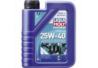Liqui Moly Marine Motor Oil 4T 25W-40 1 Ltr