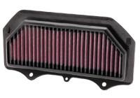 K&N vervangingsfilter Suzuki GSX-R600/GSX-R750 2011-2015 (SU-7511)