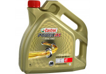 Motorolie Castrol Power RS Racing 4T 5W40 4L 14DAE8