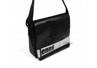 VW Kever DEKZEIL Messenger Bag - BLACK