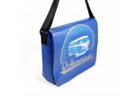 VW T1 messenger bag - blauw