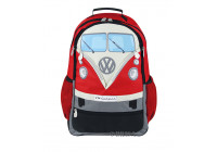 VW T1 Rugzak Rood -Large-