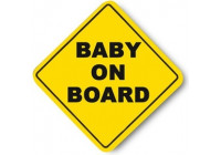 Plaatje 'Baby on board!'