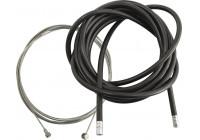 Universal brake cable set