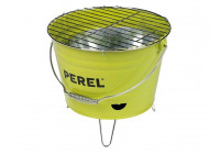 BARBECUE BUCKET (LIME GREEN)