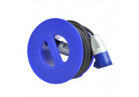 Cable reel for CEE extension cable