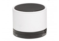 BTS-21WHITE - BLUETOOTH SPEAKER WITH RECHARGEABLE BATTERY - WHITE