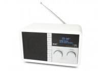 FM / DAB + radio with AUX-in and alarm function