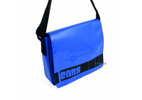 VW Beetle tarpaulin shoulder bag - blue