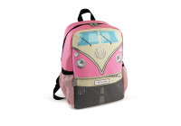VW T1 Backpack Pink-small -