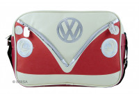 VW T1 shoulder bag - large red