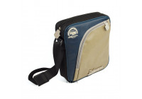 VW T1 vintage shoulder bag -medium blue