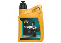 Kroon-Oil 00217 Boat Engine Oil Atlantic 2T Outboard 1-litre
