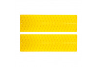 Anti-slip mat Grip System 740x225mm set of 2 pieces