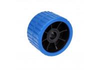 Castor Roller PE blue
