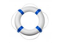 Lifebuoy Ø600mm, white - blue