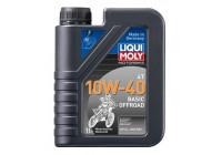 Liqui Moly Motorbike 4T 10W-40 Basic Offroad 1 L