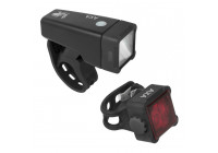 AXA set Niteline 1LED USB