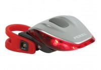 Cykel bakljus - 6 röda ledningar 270 ° sikt