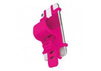 Telefonhållare cykel Easybike rosa