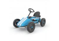 Monzi RS GoKart pedalbil Blå