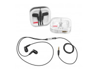Stereohörlurar öronproppar