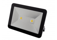 DESIGN LED SPOTLIGHT - 100 W, NEUTRAL VIT - SVART