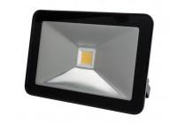 DESIGN LED SPOTLIGHT - 50 W, VIT VIT - SVART